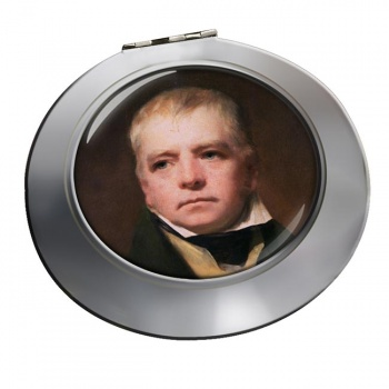 Walter Scott Chrome Mirror