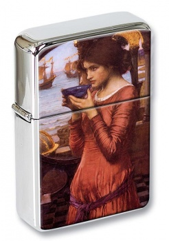 Destiny by Waterhouse Flip Top Lighter