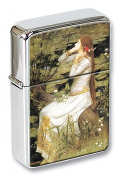 Ophelia by Waterhouse Flip Top Lighter