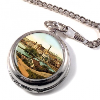 Burroughs Wellcome and Co's Factory Dartford Pocket Watch