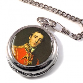 Arthur Wellesley Duke of Wellington Pocket Watch