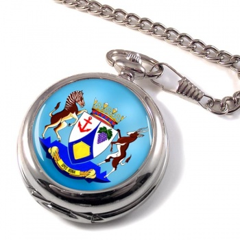 Western Cape (South Africa) Pocket Watch