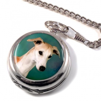 Whippet Pocket Watch