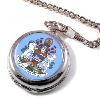 Whitehorse (Canada) Pocket Watch