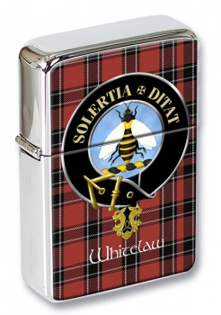 Whitelaw Scottish Clan Flip Top Lighter