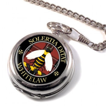 Whitelaw Scottish Clan Pocket Watch
