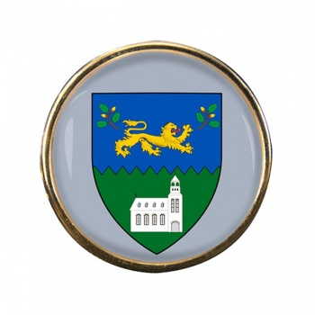 County Wicklow (Ireland) Round Pin Badge
