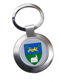 County Wicklow (Ireland) Metal Key Ring