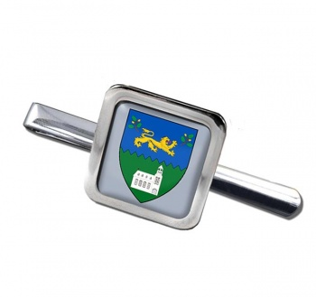 County Wicklow (Ireland) Square Tie Clip