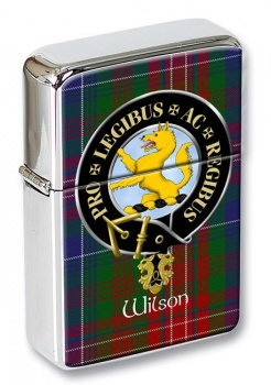 Wilson Scottish Clan Flip Top Lighter