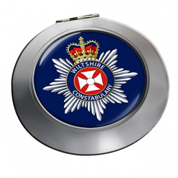 Wiltshire Constabulary Chrome Mirror