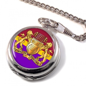 Westminster Dragoons (British Army) Pocket Watch