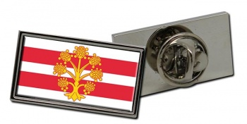 Westmorland (England) Flag Pin Badge