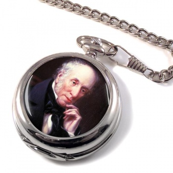 William Wordsworth Pocket Watch