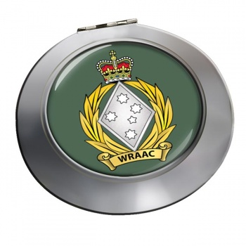 Women's Royal Australian Army Corps (WRAAC)  Chrome Mirror