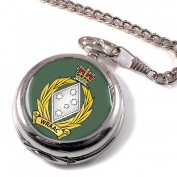 Women's Royal Australian Army Corps (WRAAC)  Pocket Watch