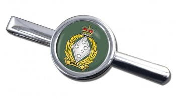 Women's Royal Australian Army Corps (WRAAC)  Round Tie Clip