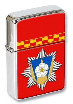 West Yorkshire Fire and Rescue Flip Top Lighter