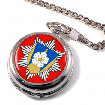 West Yorkshire Fire and Rescue Pocket Watch
