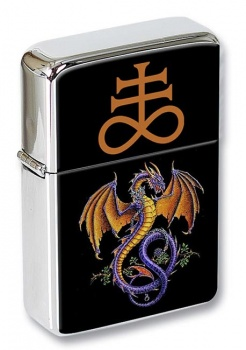 Wyverex Alchemy Dragon Flip Top Lighter