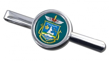 Yellowknife (Canada) Round Tie Clip