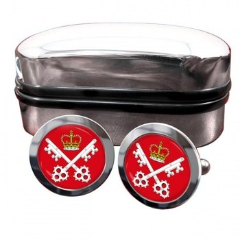 Diocese of York Crest Cufflinks