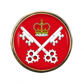 Diocese of York Round Pin Badge