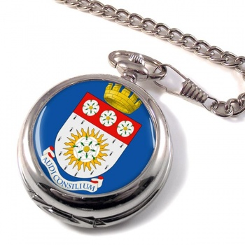 Yorkshire (England) Pocket Watch