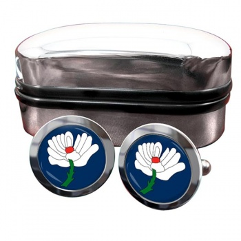 Yorkshire County Crest Cufflinks