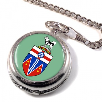 Yukon (Canada) Pocket Watch