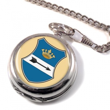 Zala (Hungary) Pocket Watch
