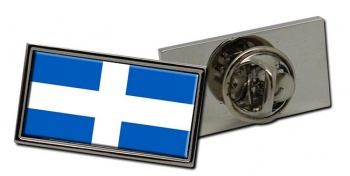 Zwolle (Netherlands) Flag Pin Badge